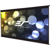 """Elite Screens DIY Wall DIYW135H3 135"""" Projection Screen - Yes - 16:9 - MaxWhite - 71.7"""" x 117.7"""" - Wall Mount"""