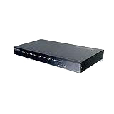 8port Remote Serial Over The Net KVM Switch / Mfr. No.: Sn0108