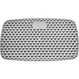 "Victor Steppie Soft Top - Comfortable, Anti-fatigue, Non-slip, Portable, Massage - 22.13"" (562.10 mm)63 mil (1.60 mm) - Gray"