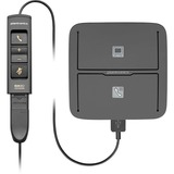 Plantronics MDA400 QD Series Analog Switch for Quick Disconnect (QD) Headsets - for Headset, Telephone