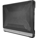 """Targus SafePort THD137GLZ Carrying Case for 12"""" Tablet - Black - Drop Resistant, Shock Absorbing, Slip Resistant, Scratch Resistant, Spill Resistant, Water Resistant - Thermoplastic Polyurethane (TPU), Polycarbonate Shell, Neoprene Strap - Hand Strap - 8."""