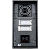 2N IP Force - 2 Buttons-Reader Ready - 135° Horizontal - 109° Vertical - Access Co