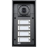 2N IP Force - 4 Buttons - 135° Horizontal - 109° Vertical - Access Control-CCTV Ca