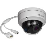 TRENDnet TV-IP319PI 8 Megapixel Network Camera - 98.43 ft (30000 mm) Night Vision - H.265, H.265+, H.264+, H.264, Motion JPEG - 3840 x 2160 - CMOS - Wall Mount