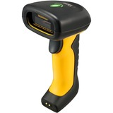 Adesso NuScan 5200TR - 2.4GHz RF Wireless Antimicrobial & Waterproof 2D Barcode Scanner - Wireless Connectivity - 1D, 2D - CMOS - , Radio Frequency