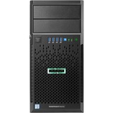 HPE ProLiant ML30 G9 4U Tower Server - 1 x Xeon E3-1230 v6 - 8 GB RAM HDD SSD - Serial ATA/600 Controller - 1 Processor Support - 64 GB RAM Support - 0, 1, 5, 10 RAID Levels - Matrox G200 Graphic Card - DVD-Writer - Gigabit Ethernet - 4 x LFF Bay(s) - Yes