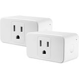 Ematic PL220D Smart Plug - AC Power - 15 A - Google Assistant, Alexa, IFTTT Supported