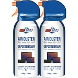 Empack Mini Air Duster 2-pack - For Computer, Electronic Equipment, Office Equipment, Automotive - 103.51 mL100 g - Ozone-safe, VOC-free, Residue-free, Moisture-free - 2 / Pack - Multi