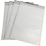 "Spicers Mailer - Shipping - #1 - 12"" Width x 7 1/4"" Length - Peel & Seal - Polyethylene - 250 / Box - Gray"