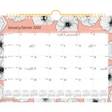 At-A-Glance Betty Collection Monthly Wall Calendar