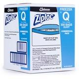 Ziploc® Brand Freezer Bag - 946.35 mL - Multi - 300/Carton - Food, Storage, Meat, Poultry, Fish