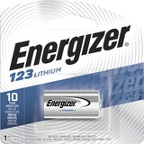 Energizer 123 Batteries, 1 Pack