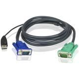 10ft USB KVM Cable For Cs1708/Cs1716 / Mfr. No.: 2l5203u
