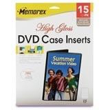 11267999 Memorex  sc 1 st  Superwarehouse & Superwarehouse - Memorex High Gloss DVD Storage Case Inserts ...