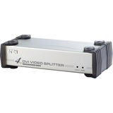 4port Video Splitter DVI 1600x1200