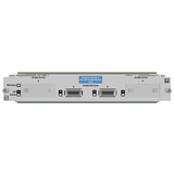 HP Switch Module 10GbE X2 2-Slot/10GbE CX4 2-Port for 3500yl/6200yl