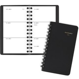 At-A-Glance Unruled Weekly Pocket Planner