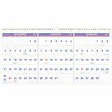 At-A-Glance 3-Month Horizontal Wall Calendar