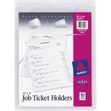 Avery® Job Ticket Holders