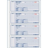 Rediform 3-part Carbonless Money Receipt Book
