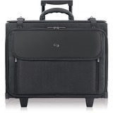 "Solo Classic Carrying Case (Roller) for 15.4"" to 17"" Notebook - Black"