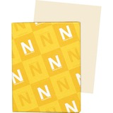 """Exact Index Paper - Letter - 8 1/2"""" x 11"""" - 90 lb Basis Weight - Smooth - 250 / Pack - Ivory"""