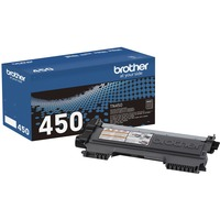 Brother TN-450 High Yield Toner for Brother HL 2230, 2240D, 2270DW, 2280, MFC 7240, 7360, 7460, 7860, DCP 7060, 7065, IntelliFax 2840, 2940 (2,600 Yield)