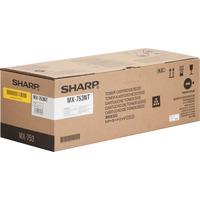 Sharp MX-753NT Toner Cartridge for use in Sharp MXM623N, MXM623U, MXM623UJ, MXM753N, MXM753U, MXM753UJ (83,000 Yield) (No Returns)