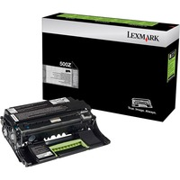 LEX-50F0Z00 Lexmark OEM Drum (500Z) MX310/MX410/MX510/MX511/MX610/MX611/MS310d/MS310dn/MS410d/MS410dn/MS510/MS610dn/MS610de Return Program Imaging Unit (60 000 Yield)