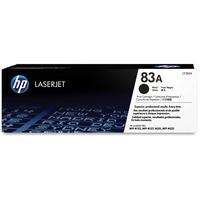 Hewlett Packard CF283A High Yield Black Toner Cartridge for HP Laserjet Pro M125nw, M127fn, M127fw, M201dw, M225dn, M225dw  (HP CF283A, HP 89A) (1,500 Yield)