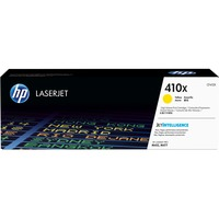 Hewlett Packard CF412X High Yield Yellow Toner for HP M452, MFP M477 (OEM# CF412X, HP 410X) (5,000 Yield)