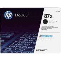 HEW-CF287X Hewlett Packard CF287X High Yield Black Toner for HP LaserJet M506, M527 (OEM# CF287X, HP 87X) (18,000 Yield)
