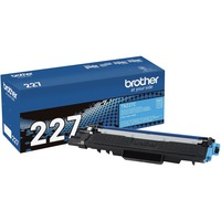 Brother TN-227C High Yield Cyan Toner for Brother HL-L3210CW, HL-L3230CDW, HL-L3270CDW, HL-L3290CDW, MFC-L3710CDW, MFC-L3750CDW, MFC-L3770CDW (2,300 Yield)