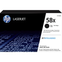 Hewlett Packard CF258X High Yield Black Toner Cartridge for HP LaserJet Pro M404, M428 (HP CF258X, HP 58X) (10,000 Yield)