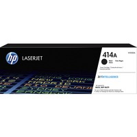 Hewlett Packard W2020A Standard Yield Black Toner Cartridge for HP LJ M454, M479 (HP W2020A, HP 414A) (2,400 Yield)