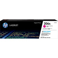 Hewlett Packard W2113A Magenta Toner for HP Color LaserJet Pro M255dw, M283fdw, M283cdw (HP W2113A, HP 206A) (1,250 Yield)