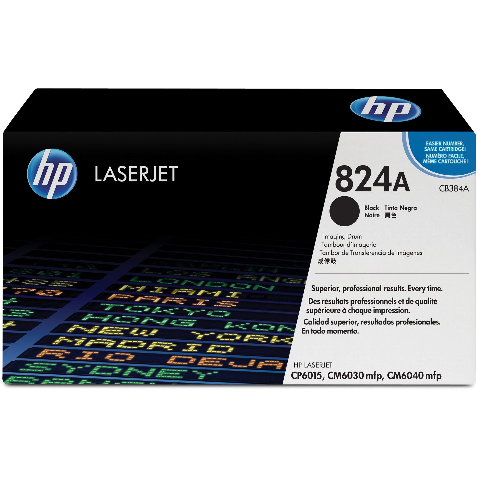 HP CB384A Laser Imaging Drum - Black