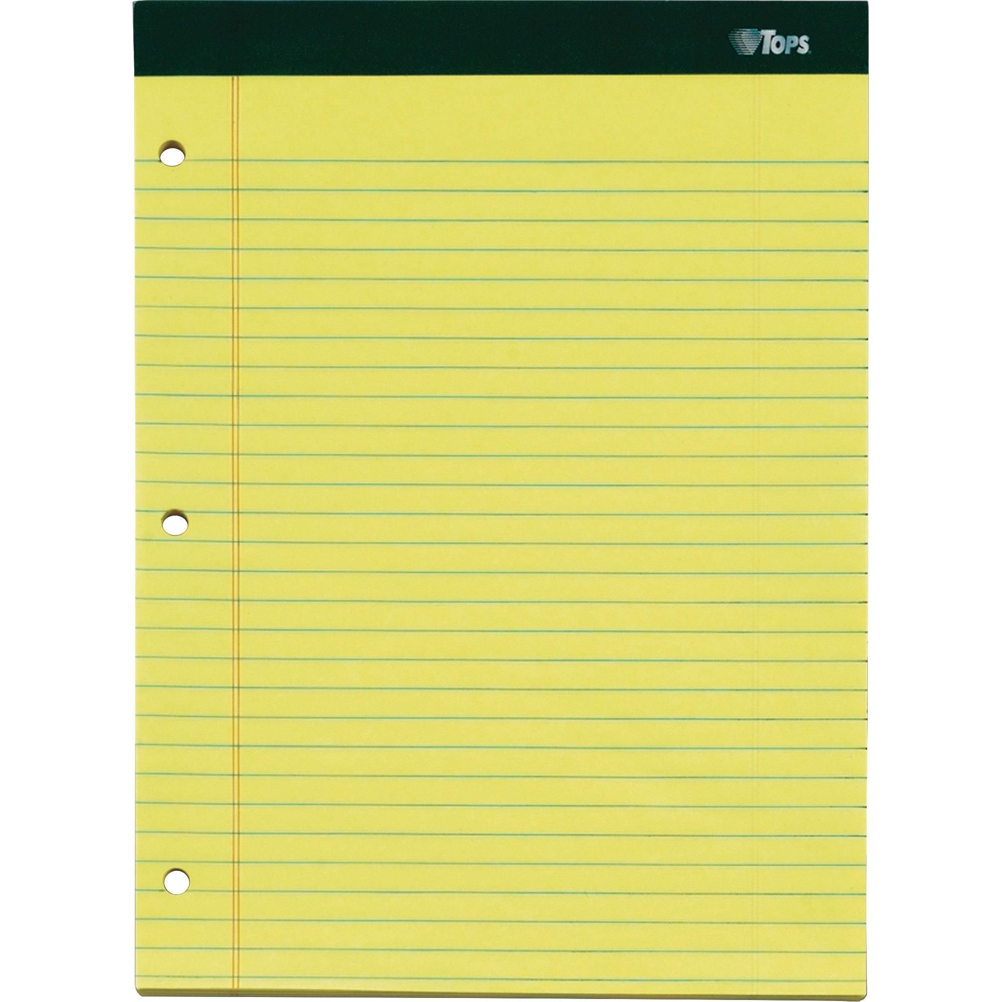 Customized writing paper pad