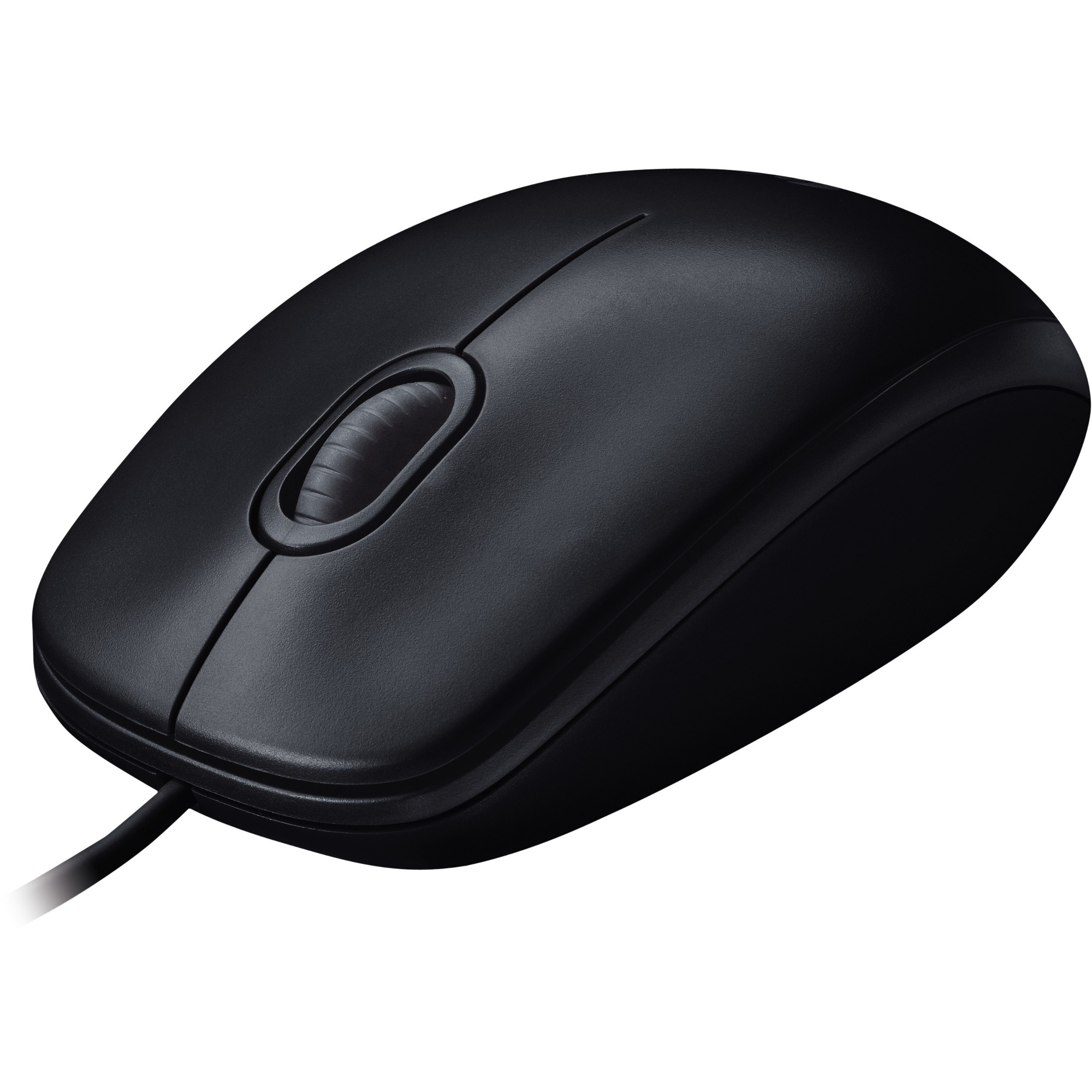 Logitech M90 Mouse - Optical Wired
