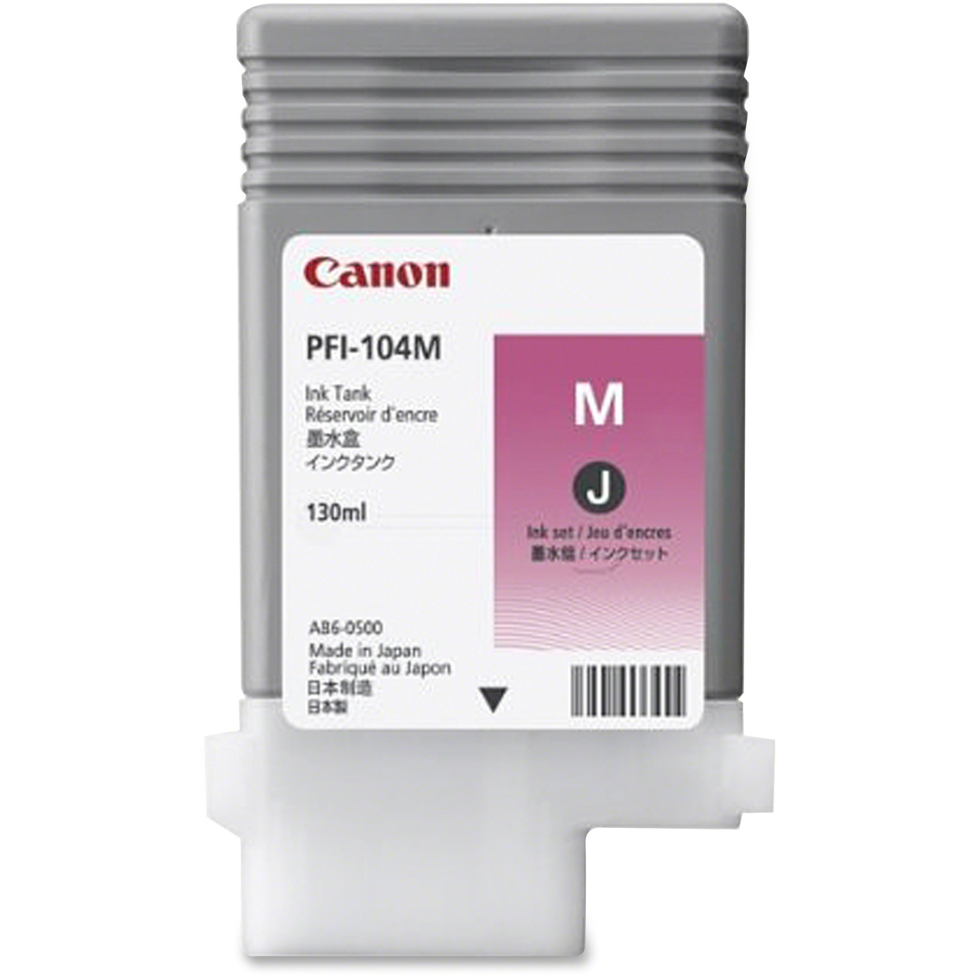 Canon PFI-104M Ink Cartridge - Magenta