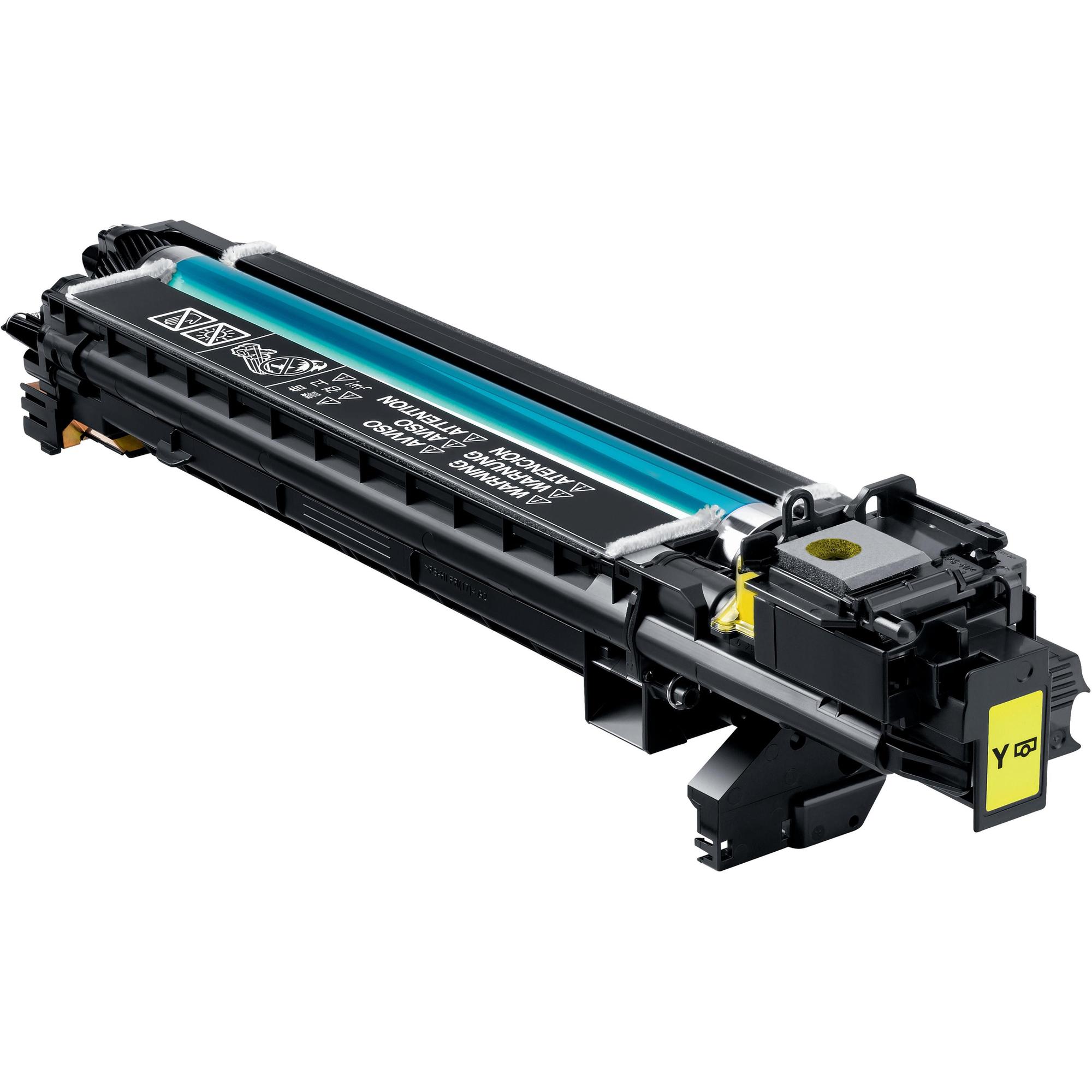 Konica Minolta A0WG0KH Laser Imaging Drum - Yellow