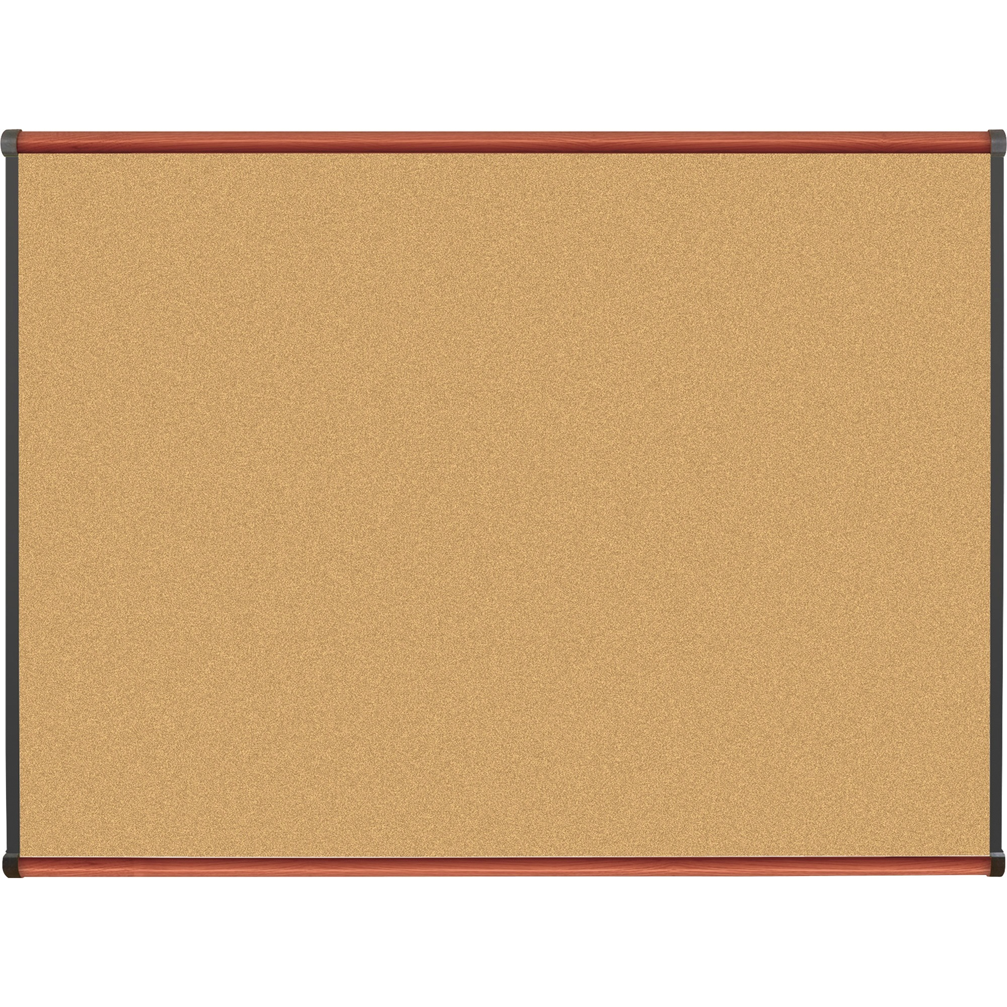 office cork boards. Lorell Cherry Finish Natural Cork Board - 48\ Office Boards