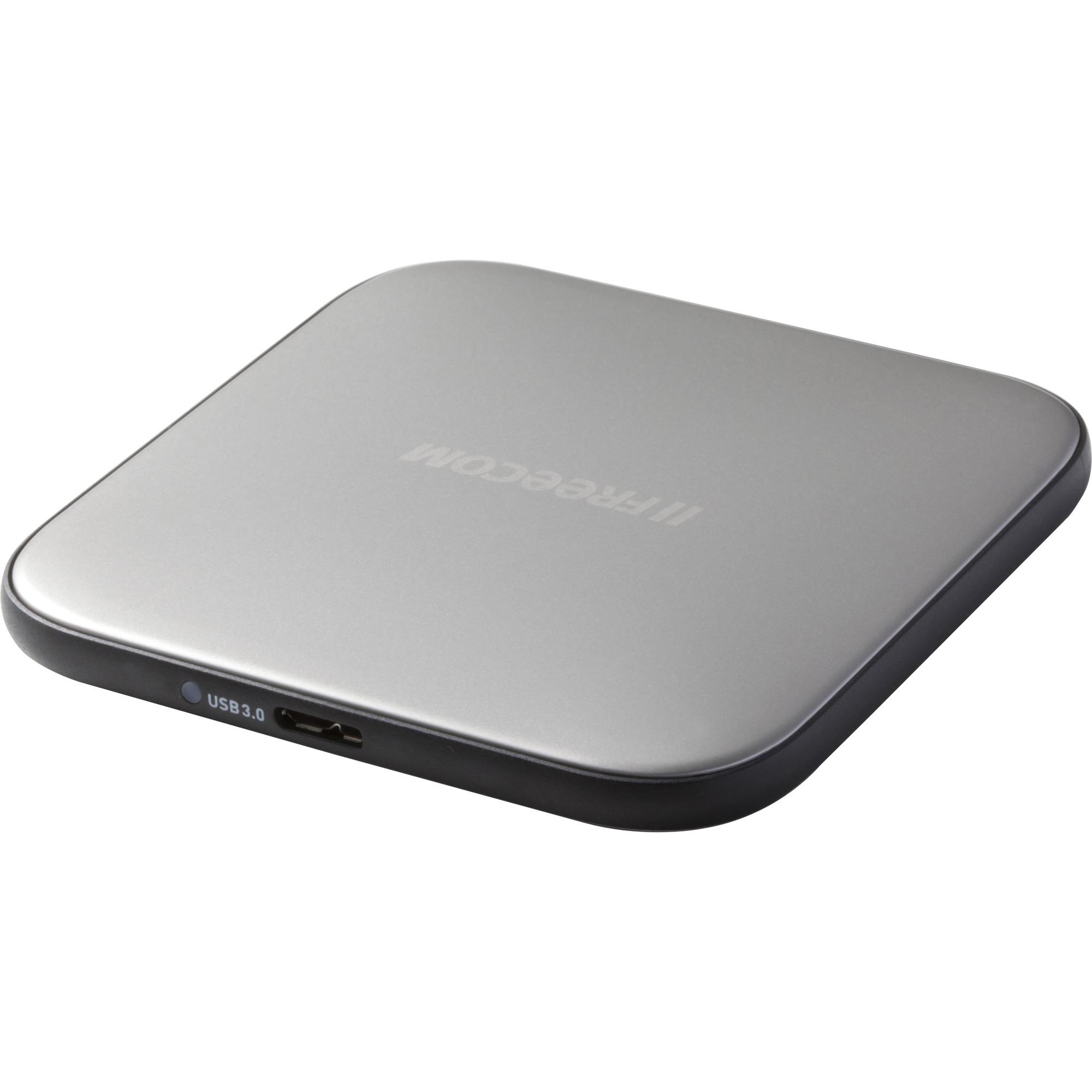 Freecom Mobile Drive Sq 500 GB 2.5inch External Hard Drive
