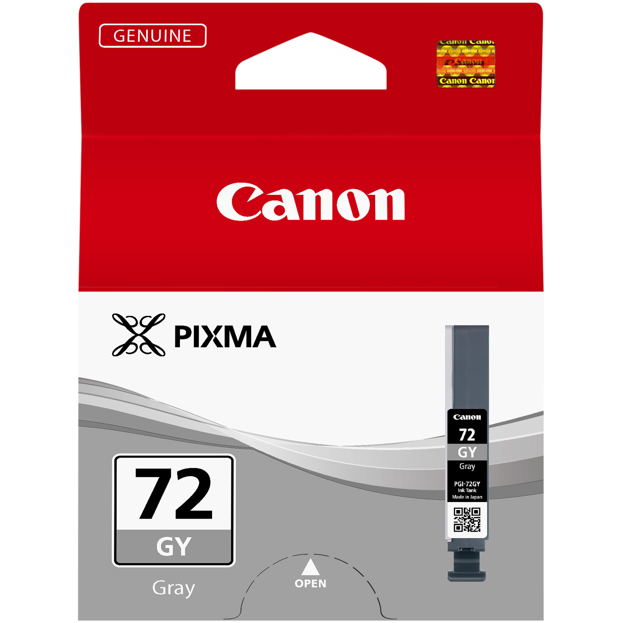 Canon LUCIA PGI-72GY Ink Cartridge - Grey