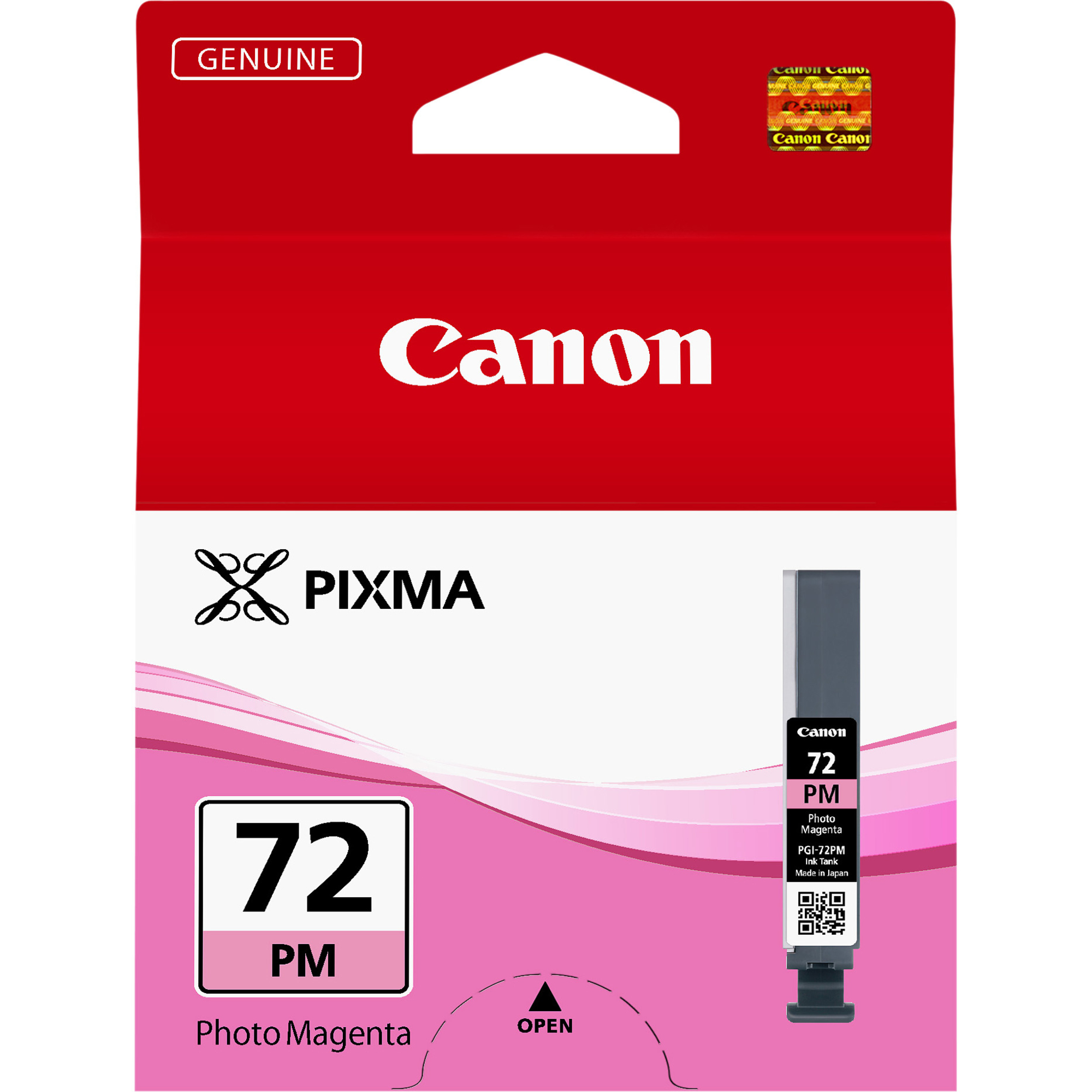 Canon LUCIA PGI-72PM Ink Cartridge - Photo Magenta