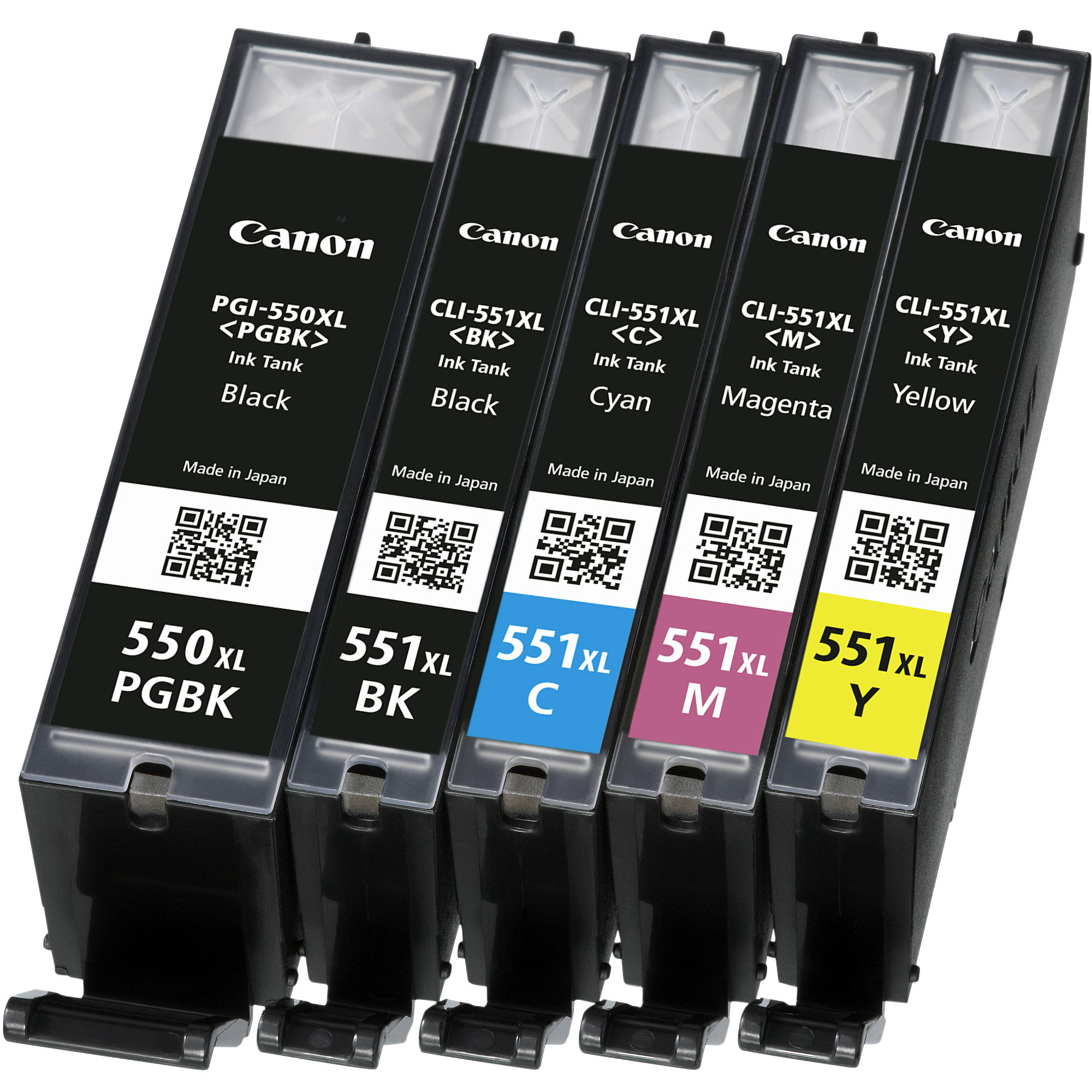 Canon CLI-551Y XL Ink Cartridge - Yellow
