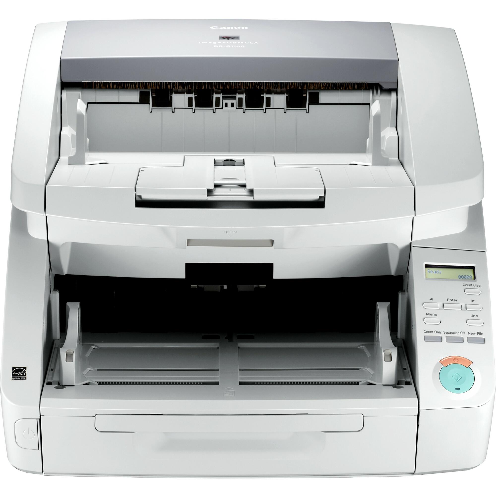 Canon DR-G1100 Sheetfed Scanner - 600 dpi Optical
