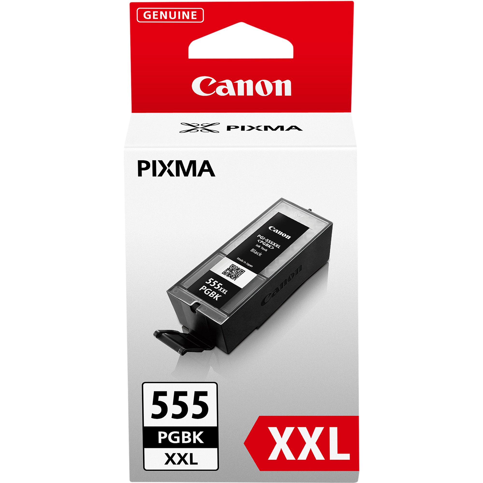 Canon PGI 555PGBK XXL Ink Cartridge - Pigment Black