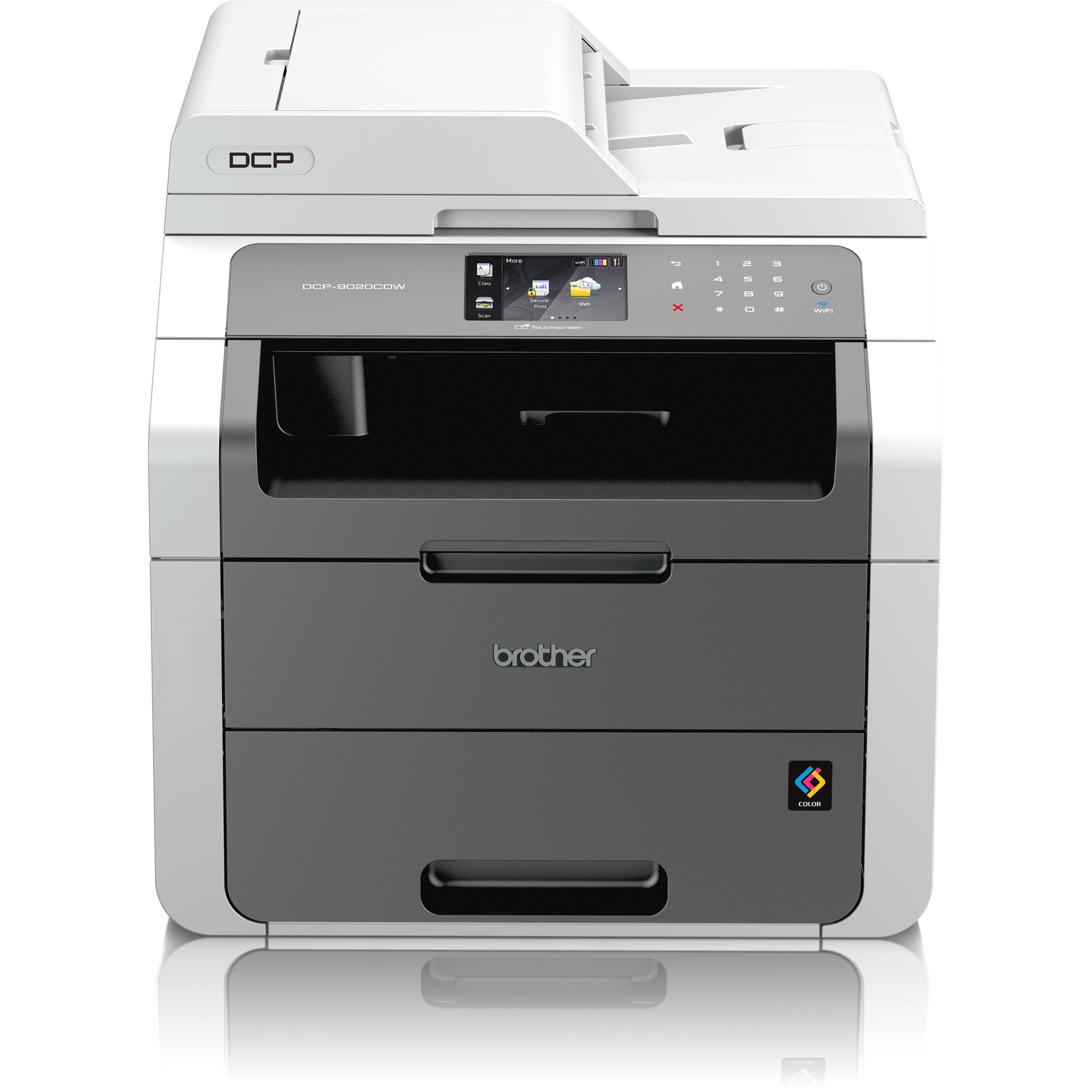 Brother DCP9020CDW MFP 2400X600DPI 18PPM Printer