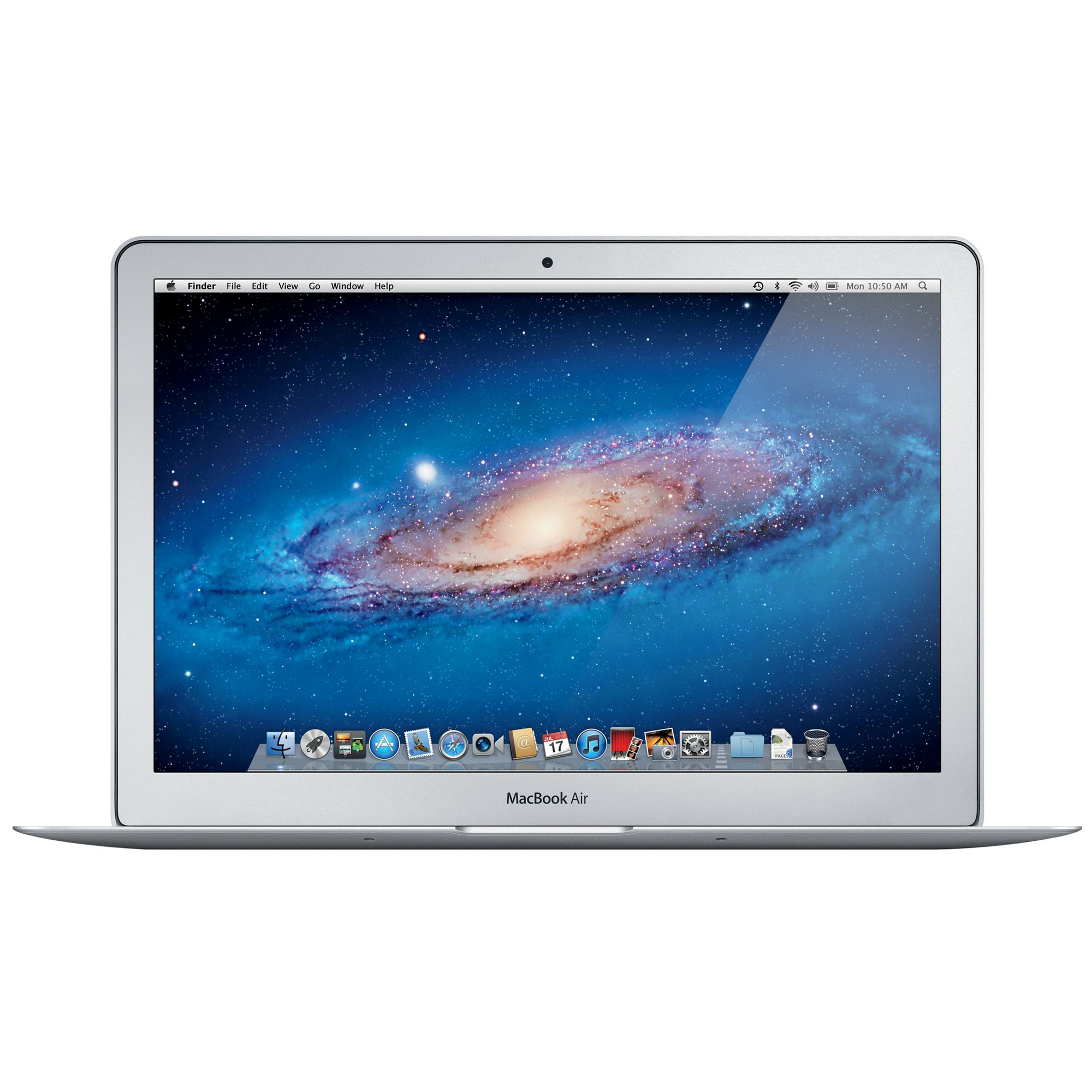 Apple MacBook Air MD761F/A 33.8 cm 13.3inch LED Notebook - Intel Core i5 1.40 GHz